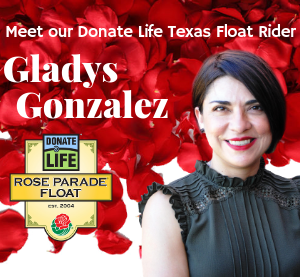 2020 Donate Life Rose Parade Float – Light in the Darkness