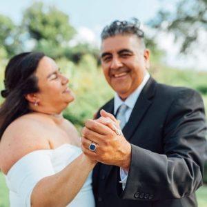 Victor and Michelle Ramirez 9-2-2020